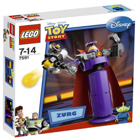 Lego Toy Story: 7591 Construct a Zurg